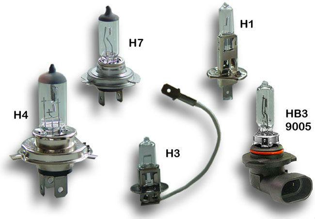 Какие лампы ближнего света H7 и H4 самые лучшие для авто - советы по