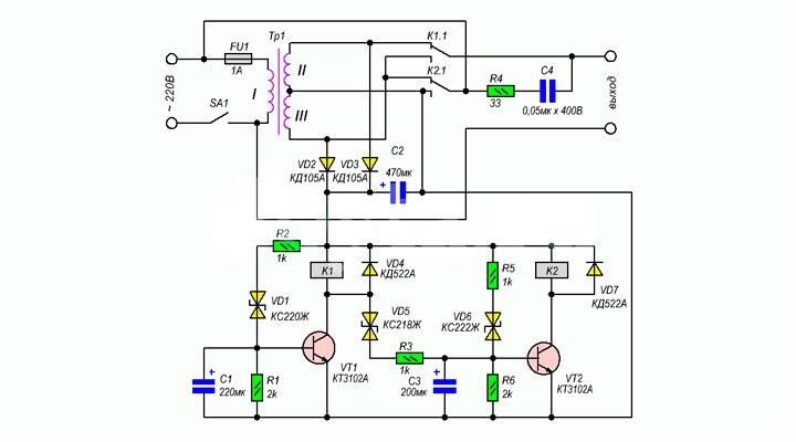 Стабилизатор тока и напряжения 220в тех характеристика сварочного аппарата