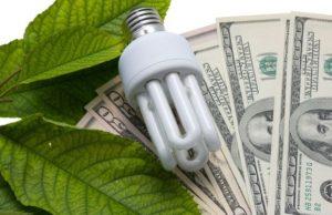 Энергосберегающая лампочка и деньги