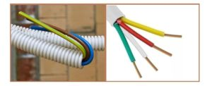 Проводаи кабели