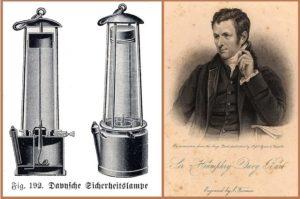 Генри Дэви и его дуговая лампа