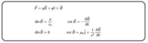 Формула расчета напряженности электрического поля