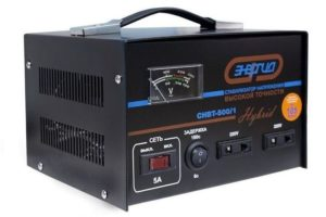 Энергия СНВТ 500/1 Hybrid, мощность 0,5 кВА