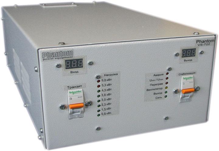 Электронный стабилизатор для дачи