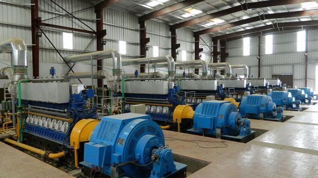 Электростанция и генераторы тока