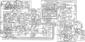 Принципиальная электрическая схема