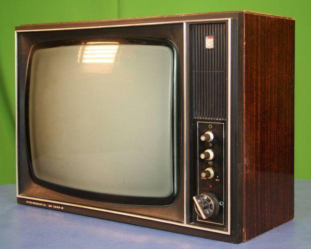 Ламповый телевизор