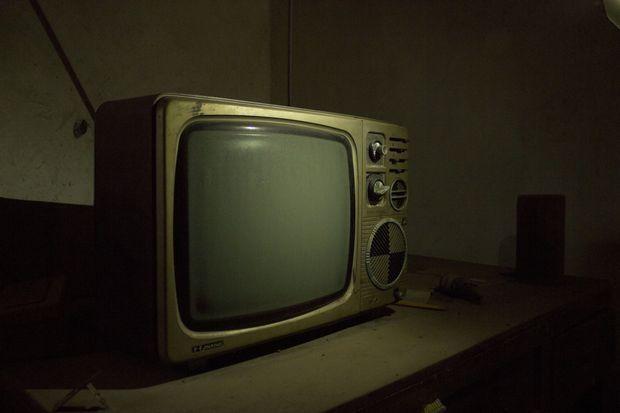 Электронный телевизор