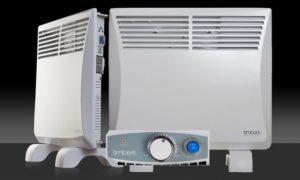Конвектор с регулятором температуры