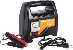 Зарядное устройство для автомобильного аккумулятора (стрелочное) 6-12В, 220V