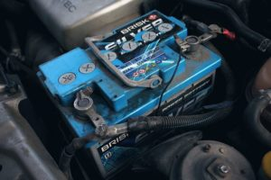 Аккумулятор авто