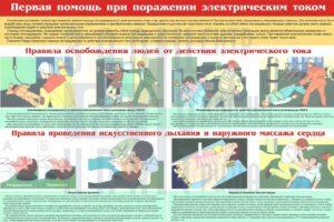 Правила освобождения от действия тока