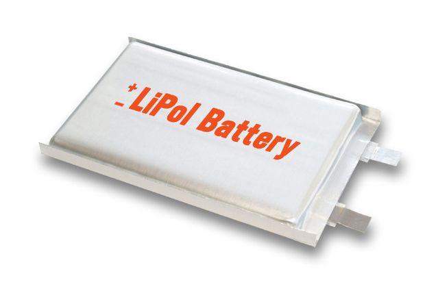 Литий-полимерный аккумулятор телефона