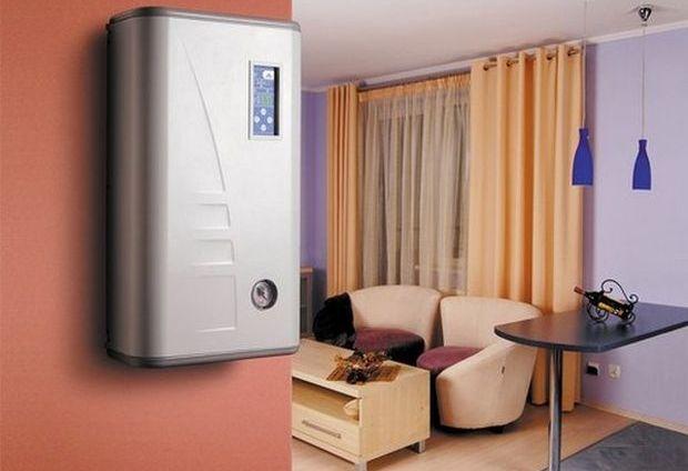 Отопление дома котлом