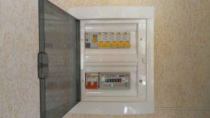 Электрический щит в квартире