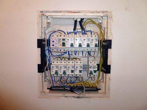Правильный электрощит в квартире
