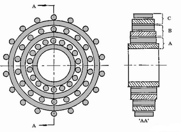 Схема генератора Серла