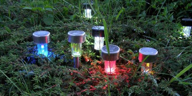 Светильник для огорода своими руками Iv-gnb.ru