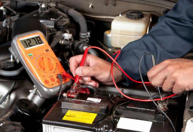 как найти замыкание в проводке автомобиля audi 80