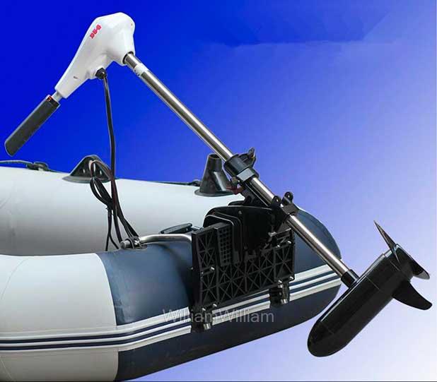 Электрические лодочные моторы своими руками видео