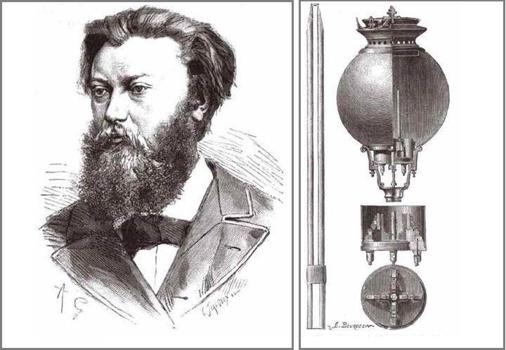 Свеча Яблочкова