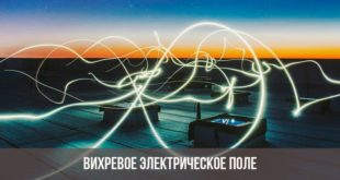 Вихревое электрическое поле